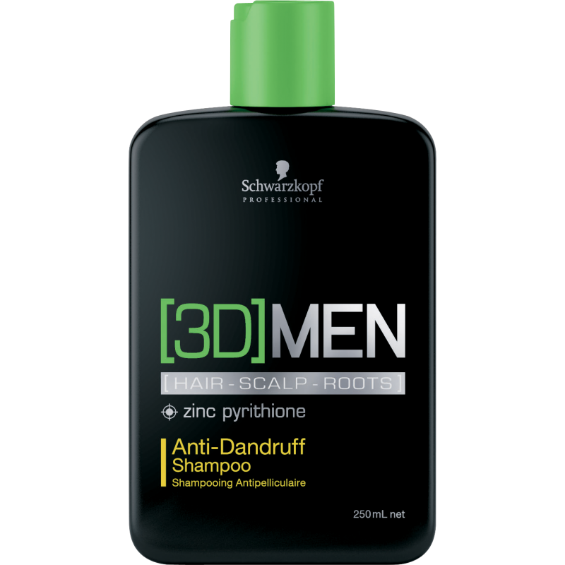 75d522b4c99 Schwarzkopf [3D] Mension Anti-Dandruff Shampoo @ beautyshop